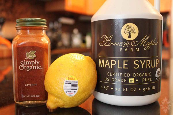 Have you ever done the Master Cleanse?